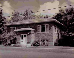 Old Rib Lake Library