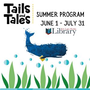 RLPL Summer READing Program. June 1 through July 31st.